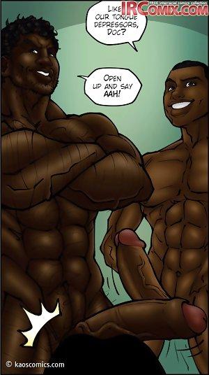 ::: Kaos Comics :::