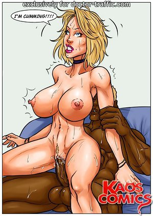 So, do you like what you see on cartoon sex comics? Your cartoon boobs are huge and natural!