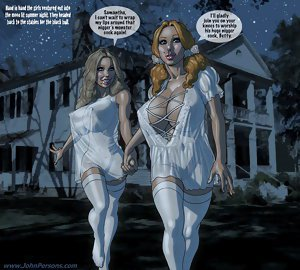 John persons the pit comics. Two slutty girls going to hayloft to fuck huge black cock